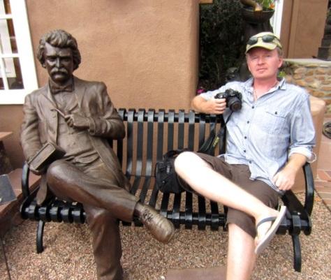 Twain and I